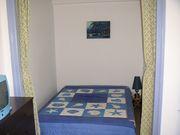 L'alcove et son lit en 140cm